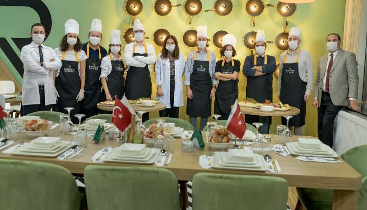 Referans Grup Catering Fabrika Gezisi