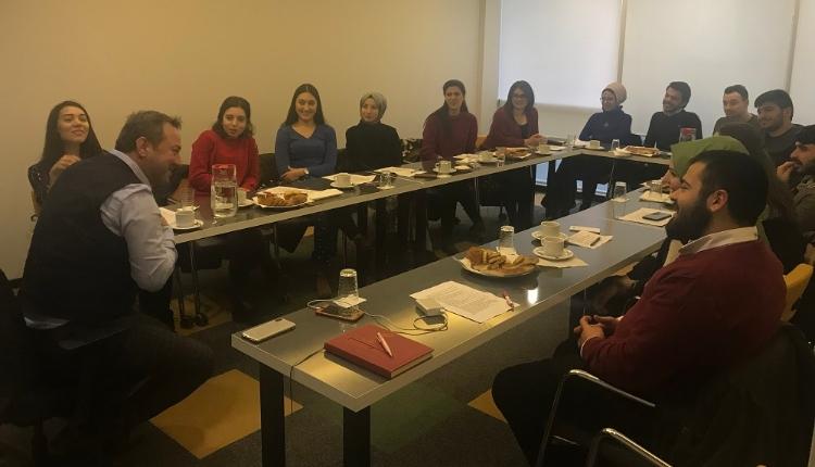 ÇEKO Öğrencileri ile Toplantı